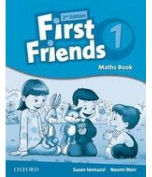 Робочий зошит First Friends Second Edition 1 Math Book