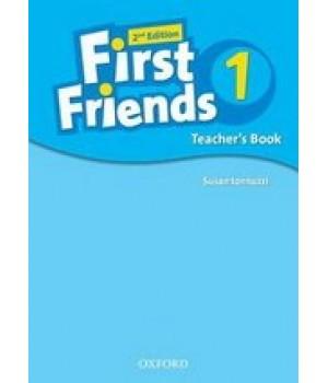 Книга для вчителя First Friends Second Edition 1 Teacher's Book
