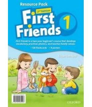 Набір для вчителя First Friends Second Edition 1 Teacher's Resource Pack