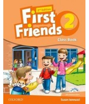 Підручник First Friends Second Edition 2 Classbook