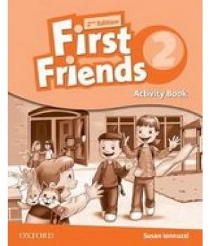 Робочий зошит First Friends Second Edition 2 Activity Book