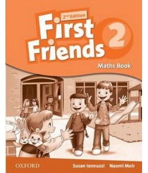 Робочий зошит First Friends Second Edition 2 Math Book