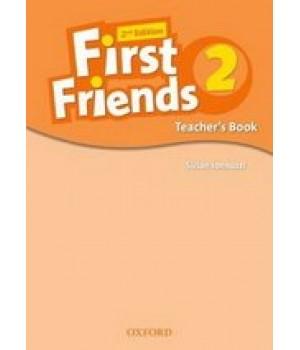 Книга для вчителя First Friends Second Edition 2 Teacher's Book