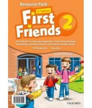 Набір для вчителя First Friends Second Edition 2 Teacher's Resource Pack