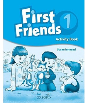 Робочий зошит First Friends 1 Activity Book