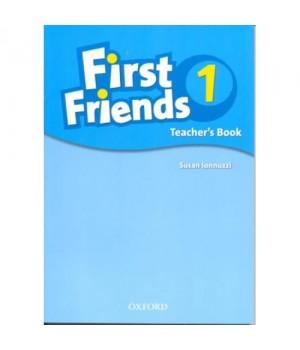 First Friends 1 Teacher's Book