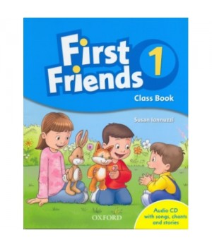 Підручник First Friends 1 Class Book Pack