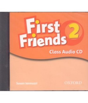Диск First Friends 2 Class Audio CD