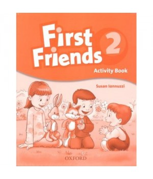 Робочий зошит First Friends 2 Activity Book