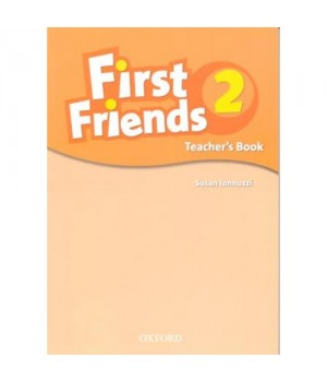 Книга для вчителя First Friends 2 Teacher's Book