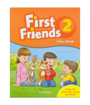 Учебник First Friends 2 Class Book Pack