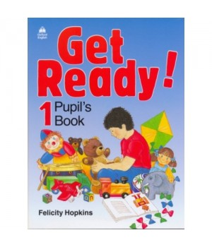 Підручник Get Ready! 1 Pupil's Book