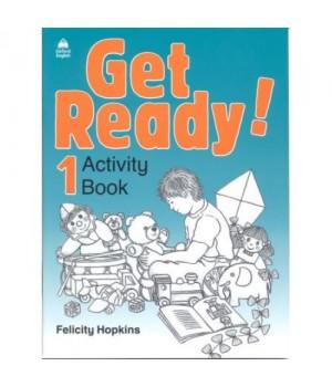 Робочий зошит Get Ready! 1 Activity Book