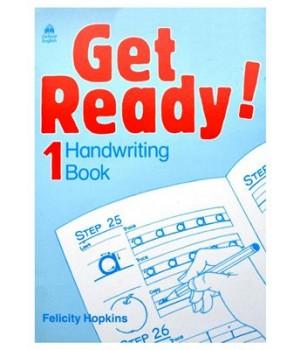 Прописи Get Ready! 1 Handwriting Book