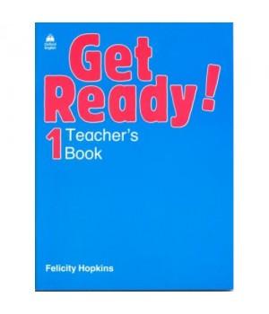 Книга для вчителя Get Ready! 1 Teacher's Book