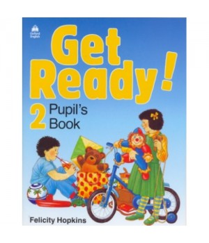 Підручник Get Ready! 2 Pupil's Book