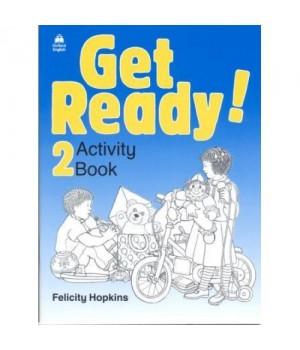 Робочий зошит Get Ready! 2 Activity Book