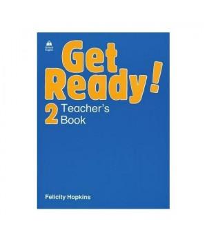 Книга для вчителя Get Ready! 2 Teacher's Book