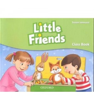 Підручник Little Friends Class Book