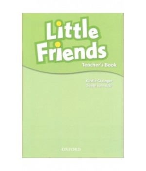 Книга для учителя Little Friends Teacher's Book