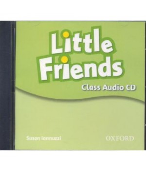 Диск Little Friends Class Audio CD