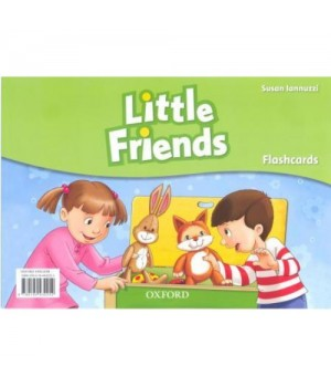 Карточки Little Friends Flashcards