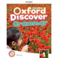 Граматика Oxford Discover (2nd Edition) 1 Grammar Book