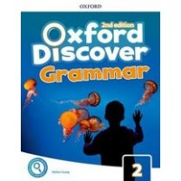 Граматика Oxford Discover (2nd Edition) 2 Grammar Book