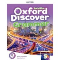 Граматика Oxford Discover (2nd Edition) 5 Grammar Book