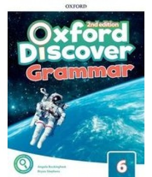 Граматика Oxford Discover (2nd Edition) 6 Grammar Book