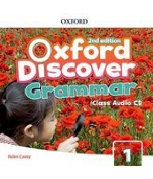 Диск Oxford Discover (2nd Edition) 1 Grammar Class Audio CD