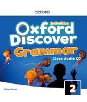 Диск Oxford Discover (2nd Edition) 2 Grammar Class Audio CD