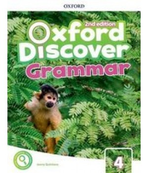 Диск Oxford Discover (2nd Edition) 4 Grammar Class Audio CD