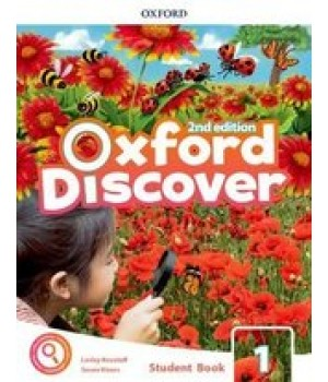 Підручник Oxford Discover (2nd Edition) 1 Student's Book Pack