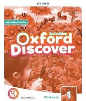 Робочий зошит Oxford Discover (2nd Edition) 1 Workbook with Online Practice