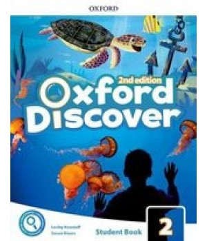 Підручник Oxford Discover (2nd Edition) 2 Student's Book Pack