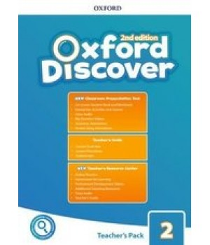 Книга для вчителя Oxford Discover (2nd Edition) 2 Teacher's Pack