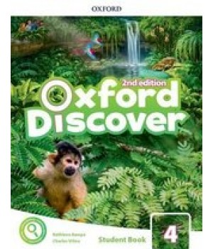 Підручник Oxford Discover (2nd Edition) 4 Student's Book Pack