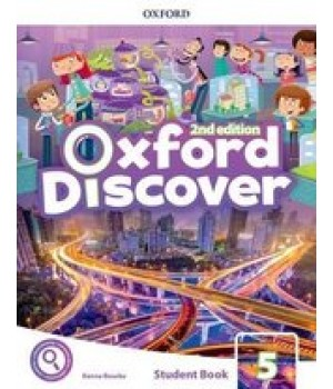 Підручник Oxford Discover (2nd Edition) 5 Student's Book Pack