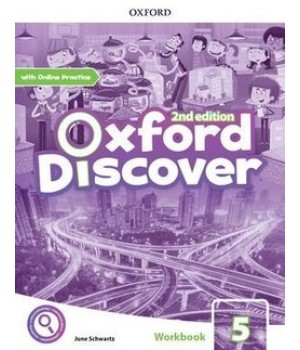 Робочий зошит Oxford Discover (2nd Edition) 5 Workbook with Online Practice