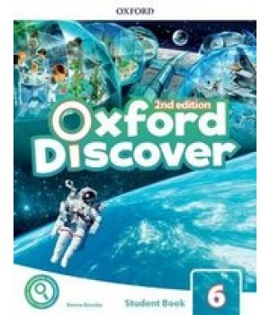 Підручник Oxford Discover (2nd Edition) 6 Student's Book Pack