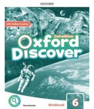 Робочий зошит Oxford Discover (2nd Edition) 6 Workbook with Online Practice