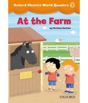 Книга для читання Oxford Phonics World 2 Reader: At the Farm
