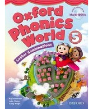 Підручник Oxford Phonics World 5 Student's Book