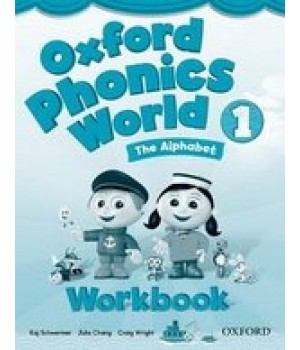 Робочий зошит Oxford Phonics World 1 Workbook