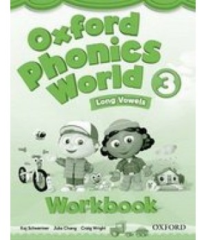 Робочий зошит Oxford Phonics World 3 Workbook