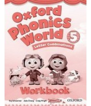 Робочий зошит Oxford Phonics World 5 Workbook