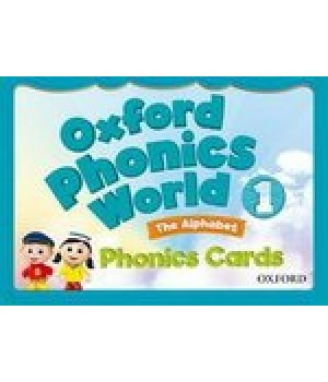 Картки Oxford Phonics World 1 Phonics Cards
