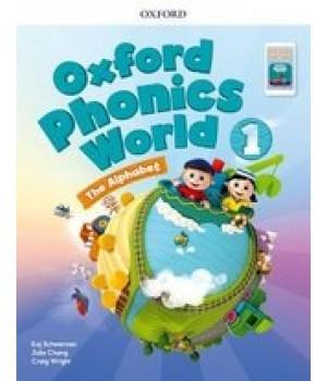 Підручник Oxford Phonics World 1 Student's Book