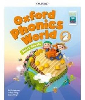 Підручник Oxford Phonics World 2 Student's Book
